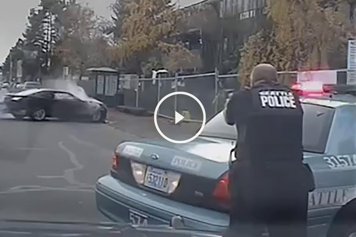 POLICIA DISPARO
