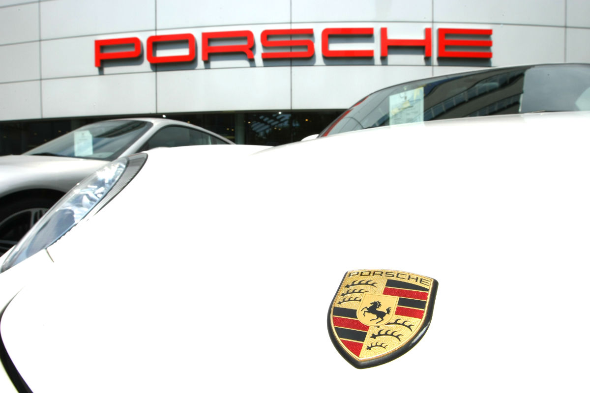 Coche de Porsche (Foto: GETTY).