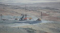 Pozos de petróleo en Arabia Saudí (Foto: GETTY)