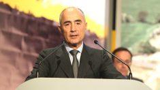El presidente de Ferrovial, Rafael del Pino. (Foto: EFE)