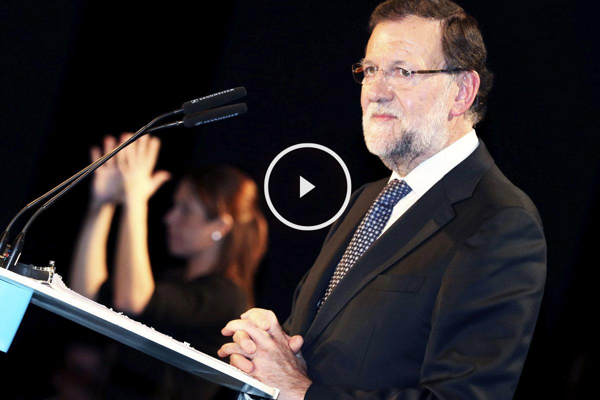 Mariano Rajoy, presidente de España (Foto: EFE)