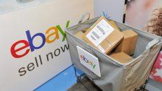 Recogida de artículos a través de eBay para reventa (Foto: GETTY)