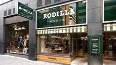 Una tienda de la cadena de franquicias Rodilla.