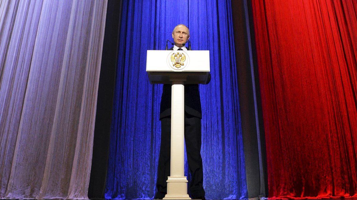 Vladimir Putin, presidente de Rusia (Foto: Reuters)