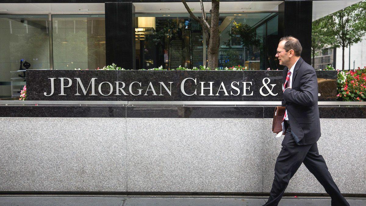 Sede de JP Morgan en Nueva York (Foto: GETTY)