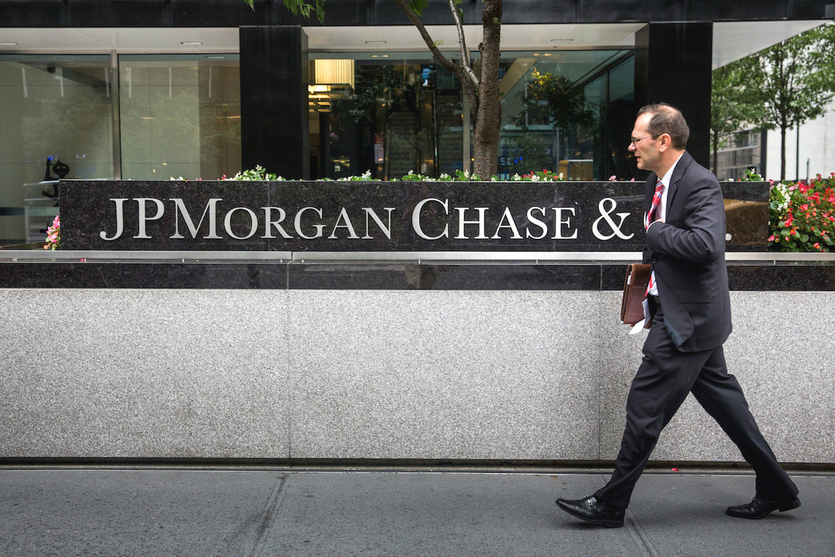 Sede de JP Morgan en Nueva York (Foto: GETTY)