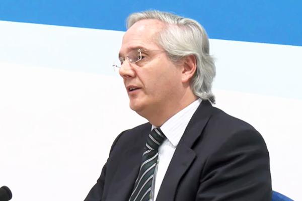 El diputado electo por Segovia Pedro Gómez de la Serna.