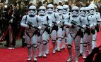 Imagen del preestreno de 'Star Wars: el despertar de la fuerza