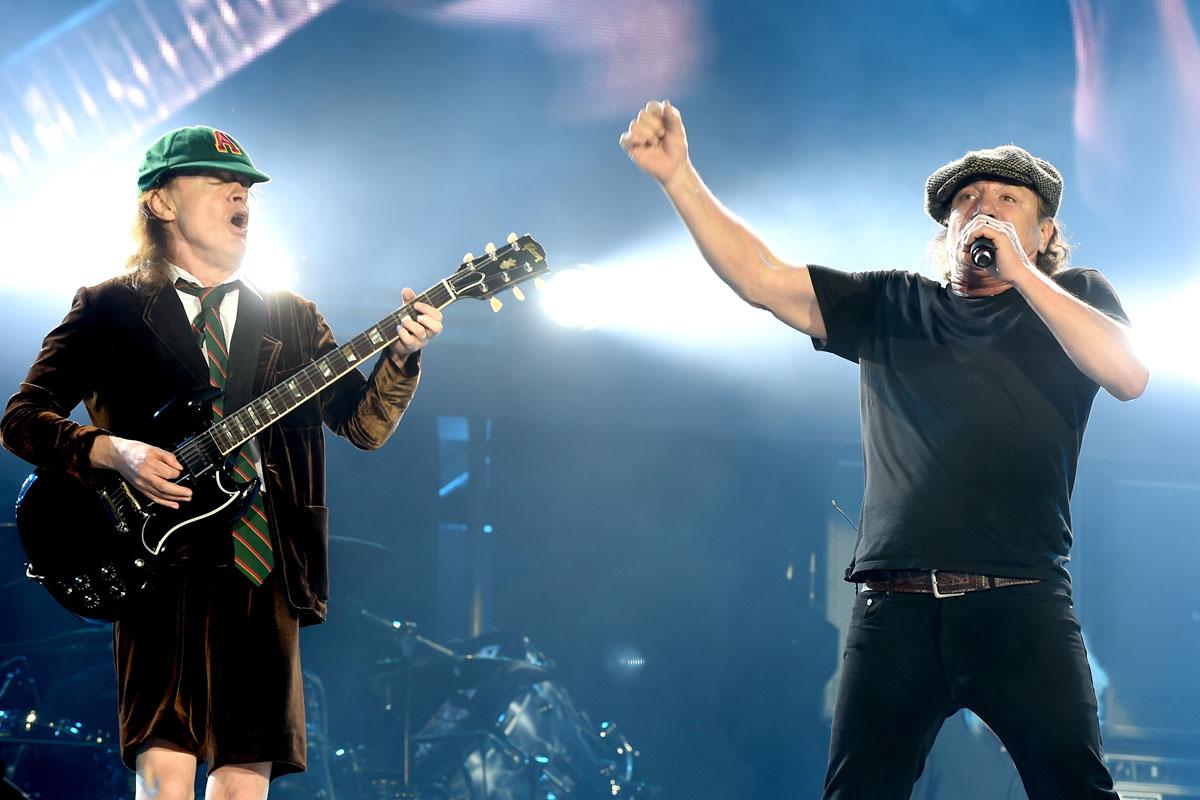 La banda ofrecerá 30 conciertos en Estados Unidos y Europa. (Foto: AFP)