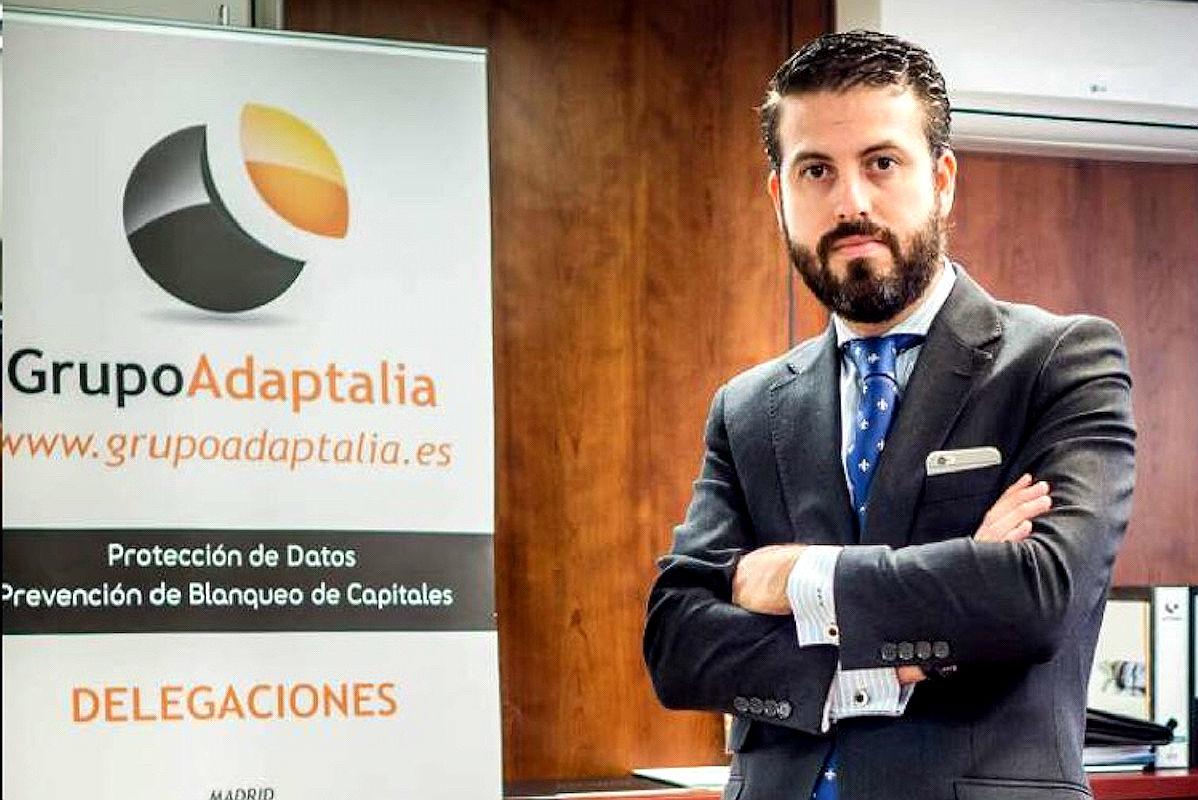 Jorge Torres, director de Adaptalia.