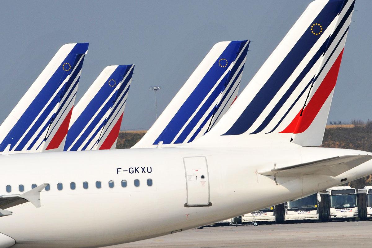 El avión se dirigía a París. (Foto: Getty)