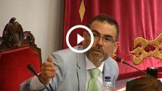 El alcalde de Cartagena, José López