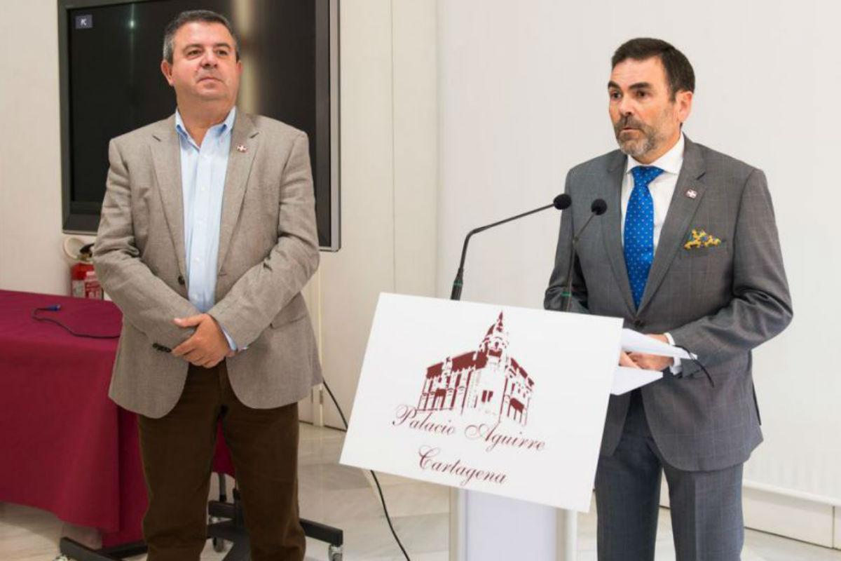 José López, alcalde de Cartagena (GobiernoCartagena.es)
