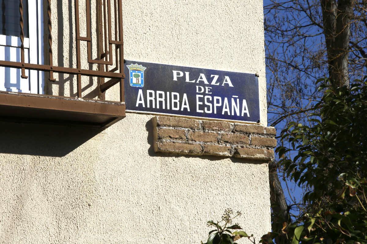 Esta plaza de Madrid cambiará su nombre en los próximos meses. (Foto: EFE)