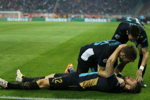 arsenal-gol-champions