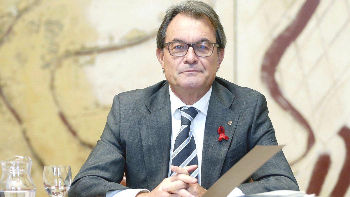 Artur Mas. (Foto: EFE)
