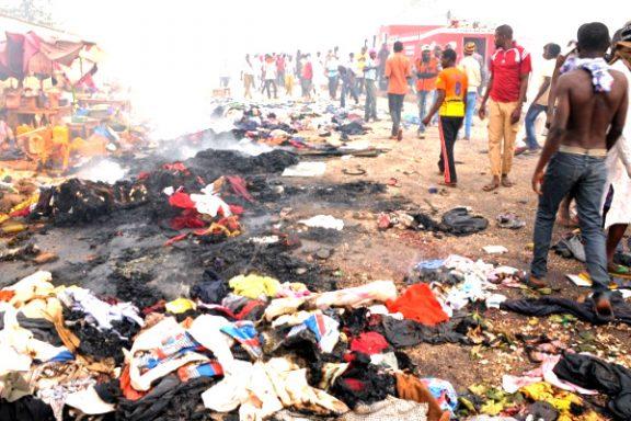 Atentado perpetrado en Nigeria por Boko Haram.