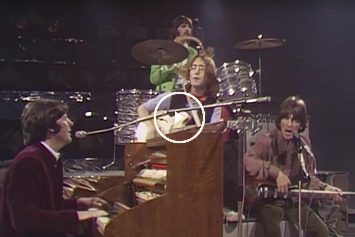La música de los Beatles llegó a Spotify en Nochebuena.