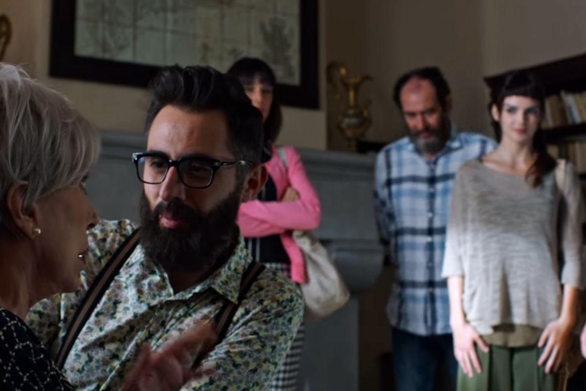 Escena de la película Ocho apellidos catalanes del director Emilio Martínez- Lázaro.