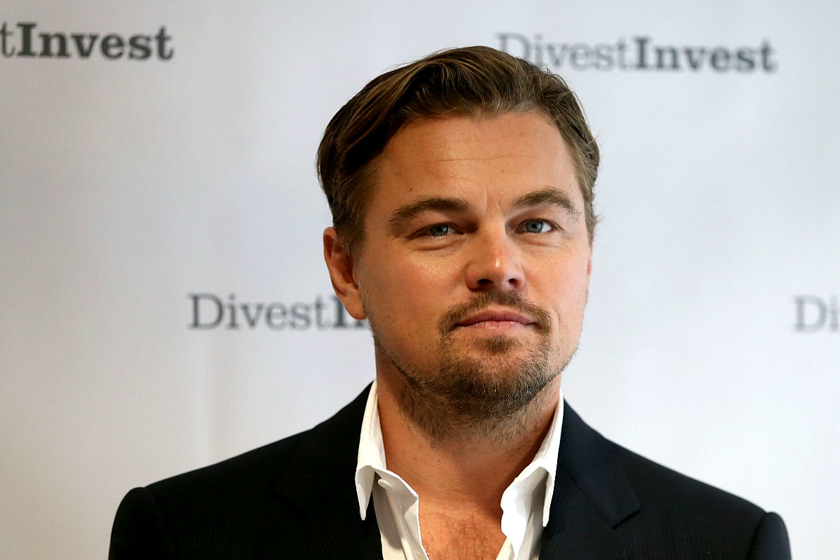 El actor americano Leonardo DiCaprio protagonista de 'El Renacido' de Alejandro González Iñárritu (Foto: Getty).