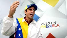 El líder opositor de Venezuela Henrique Capriles. (Foto: AFP)