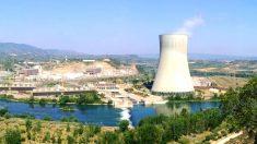 Central nuclear de Ascó .