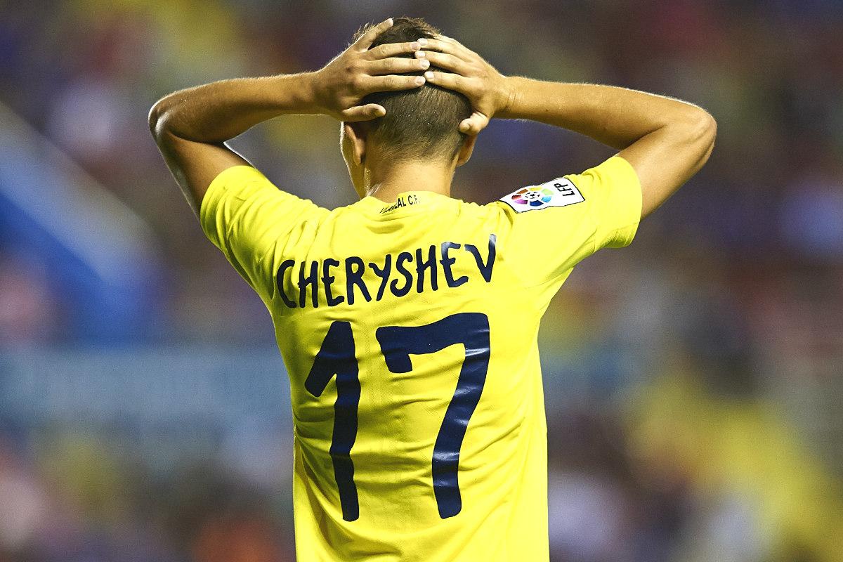 Cheryshev arrastra la sanción de cuando militó en el Villarreal.