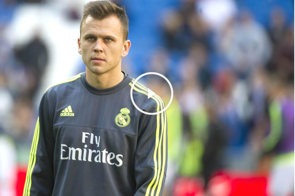 Cheryshev recibió pitos de la afición del Madrid la pasada semana.