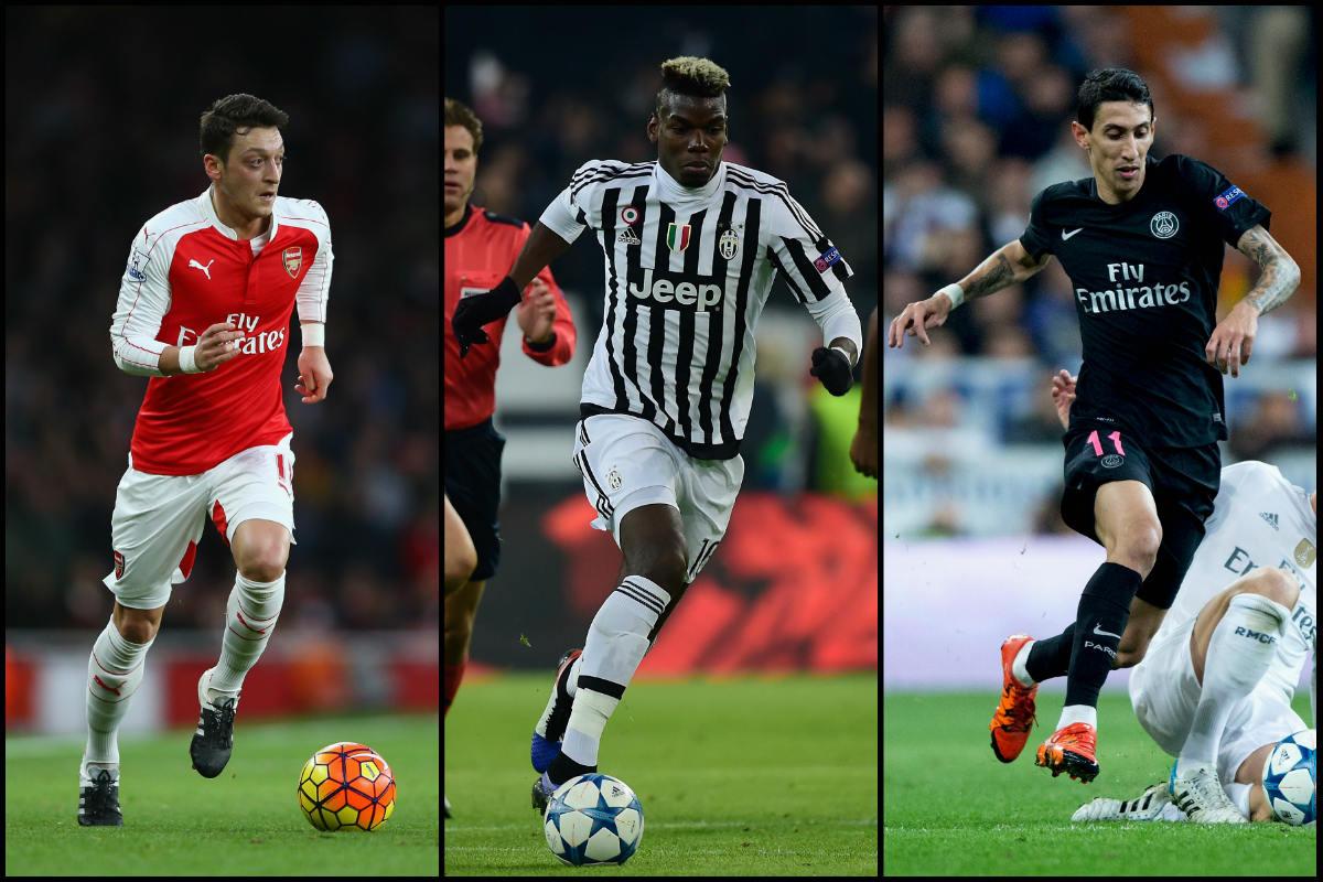 Los posibles rivales de los españoles en la Champions League