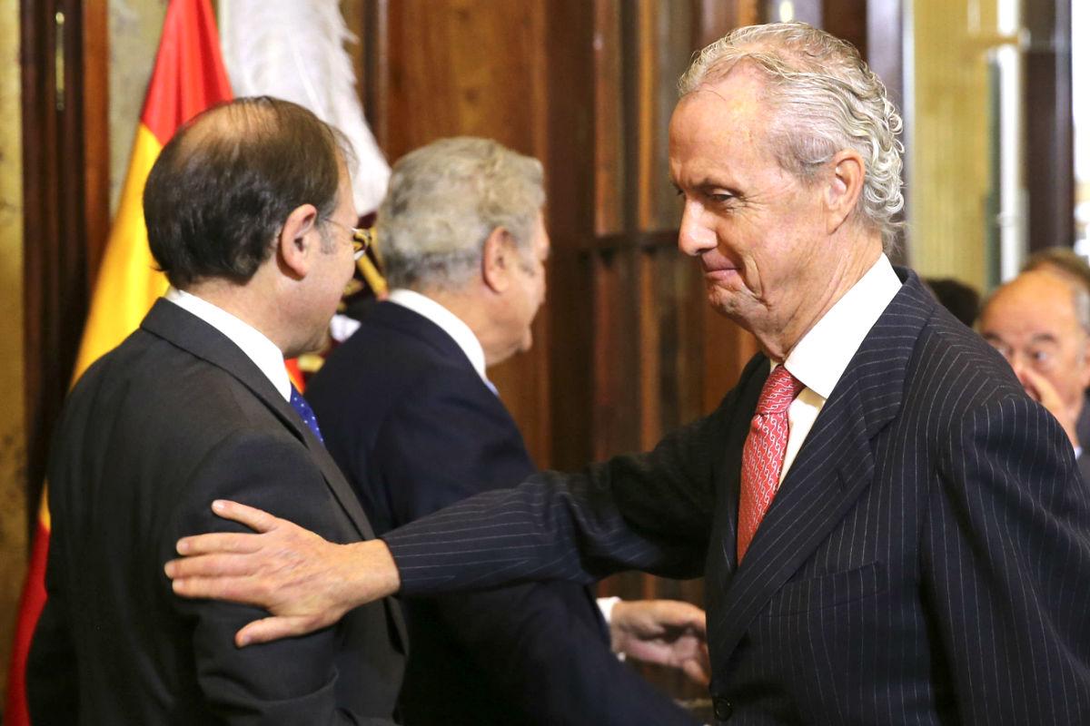 El ministro Pedro Morenés (Foto: Efe).