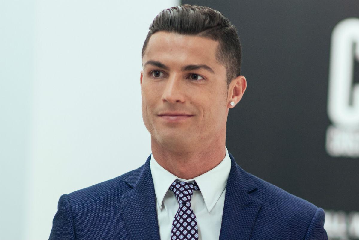 Cristiano Ronaldo destaca en su faceta empresarial. (Getty)