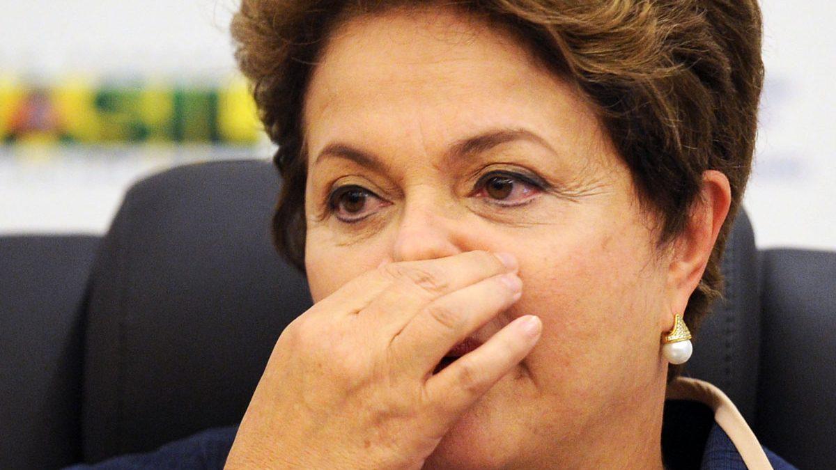 Dilma Rousseff, presidenta de Brasil. (Foto: AFP)