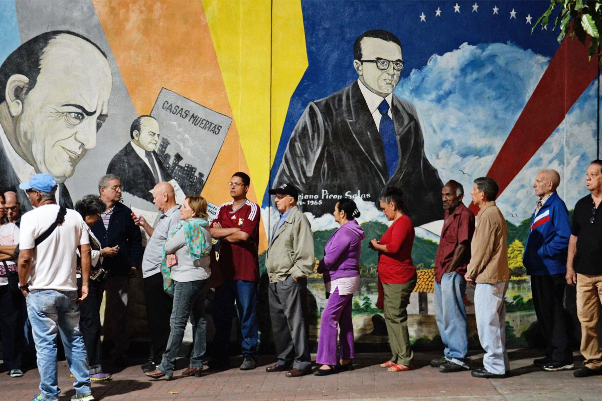 Maduro recibe un severo castigo del electorado. (Foto: AFP)
