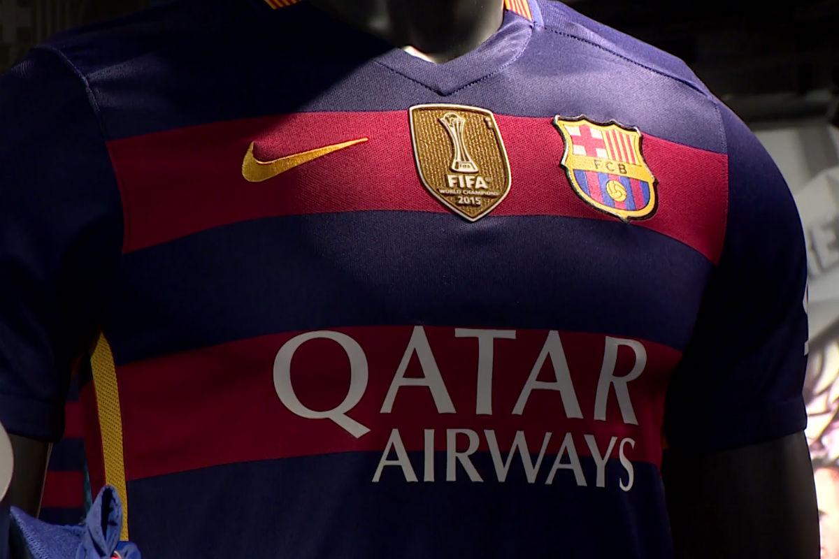 El Barça estrenará el escudo de campeón del mundo contra el Betis.