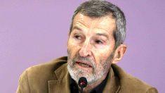 Julio Rodríguez, ex Jemad y  candidato frustrado de Podemos al Congreso. (Foto: EFE)