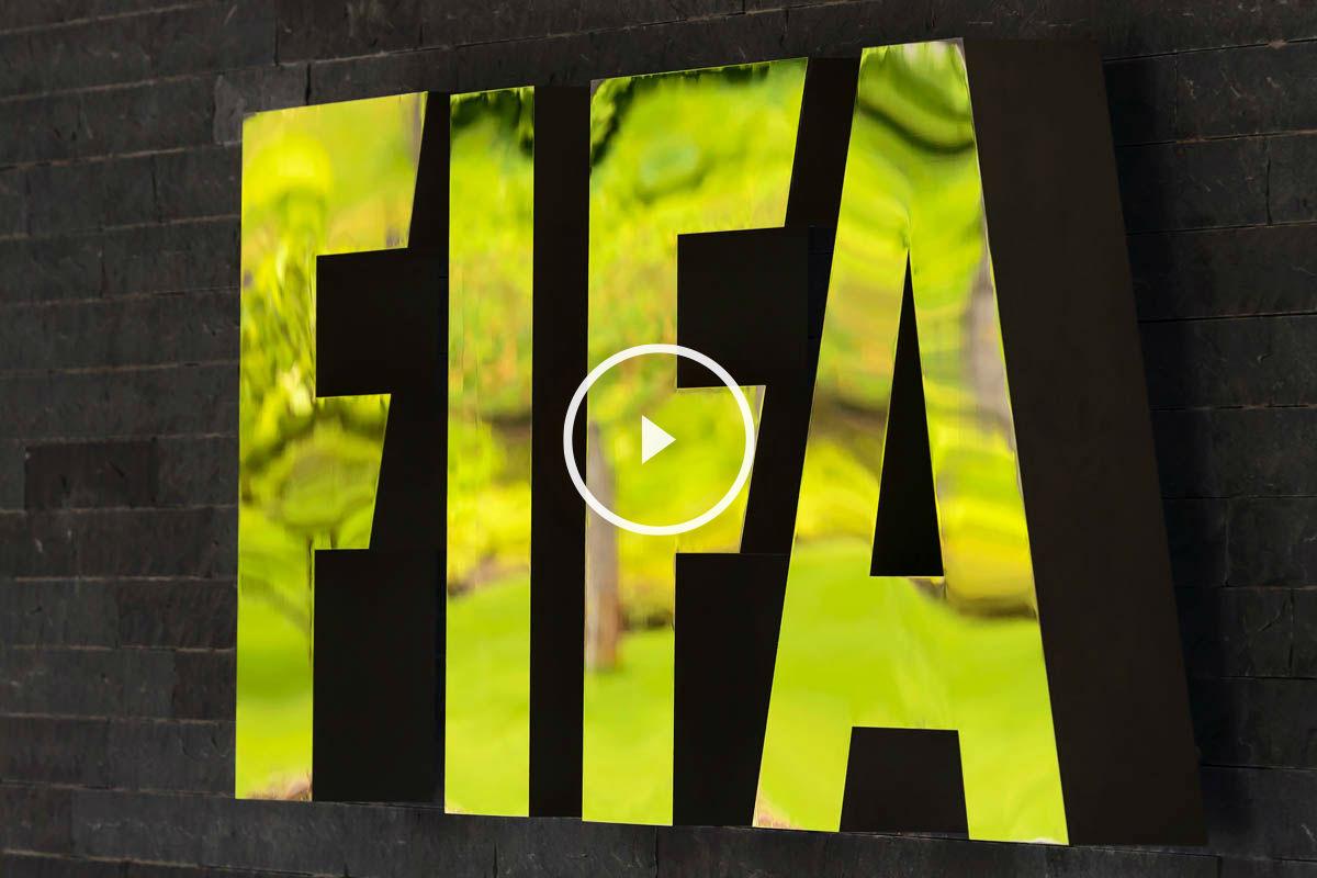 La FIFA, en el punto de mira de la justicia a las puertas de un Mundial. (Foto: AFP)
