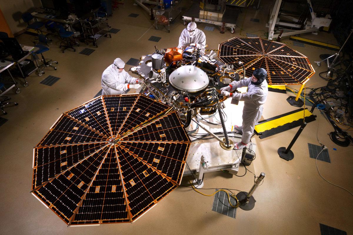 El retraso se debe a una filtración en un componente clave. (Foto: NASA)