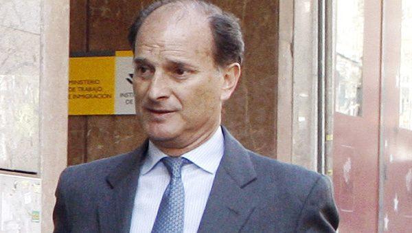 El ex alcalde de Pozuelo Jesús Sepúlveda. (Foto: EFE)