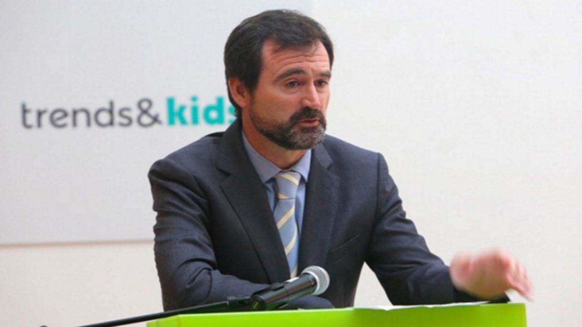 José Antonio Pastor, presidente de la Asociación Española de Fabricantes de Juguetes (Foto: AEFJ).