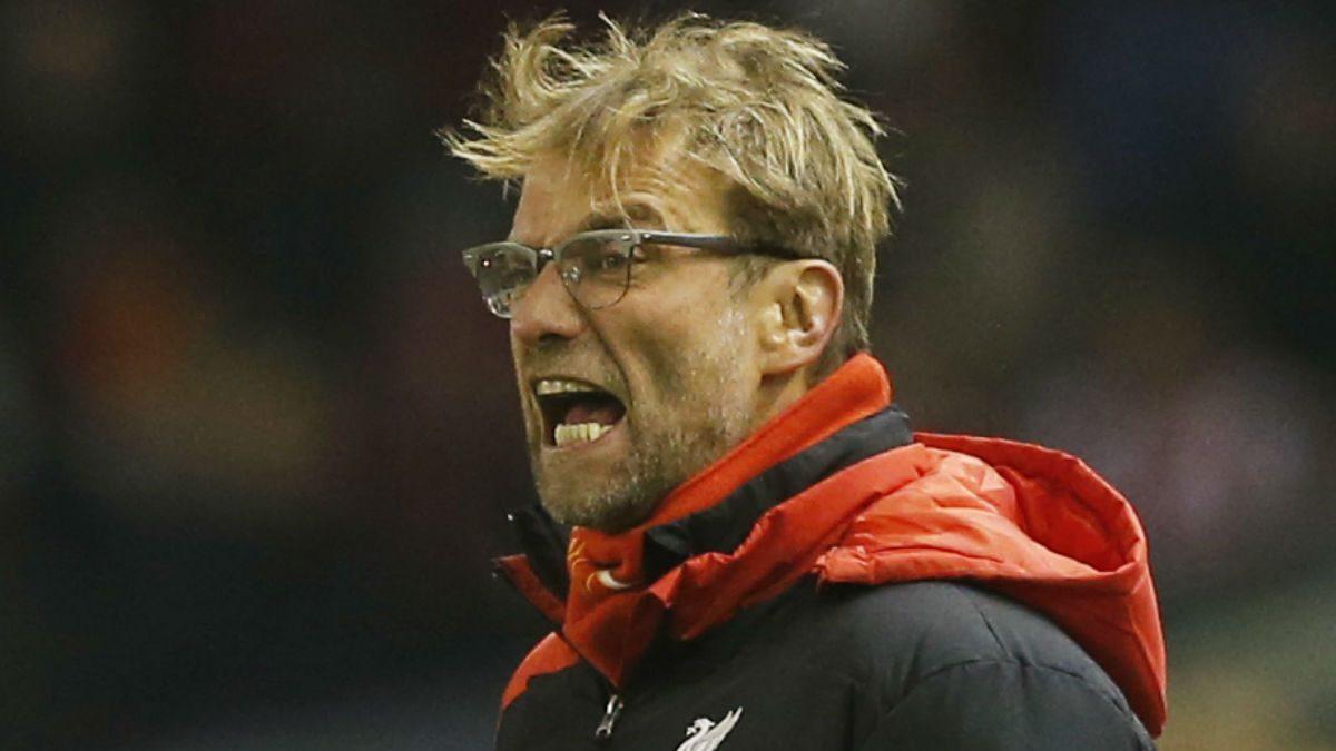 Klopp, entrenador del Liverpool (Reuters)