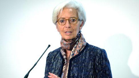 La directora del FMI, Christine Lagarde (Foto: AFP).