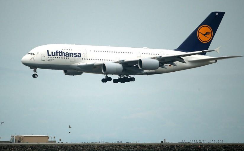 Lufthansa - avion