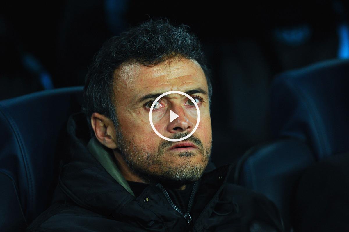 Luis Enrique teme al Deportivo (Getty)