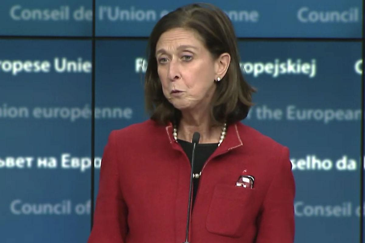 Lydia Mutsch (Foto: Consejo Europeo).