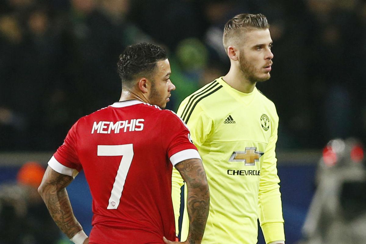 El Manchester United cayó eliminado de la Champions League (Reuters)