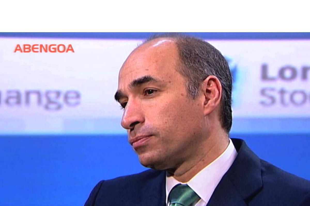 Manuel Sánchez Ortega, ex consejero delegado de Abengoa.