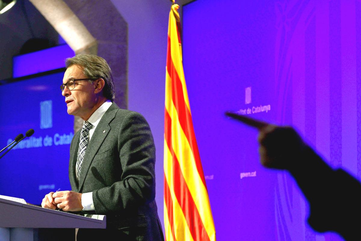 Artur Mas (Foto: EFE).