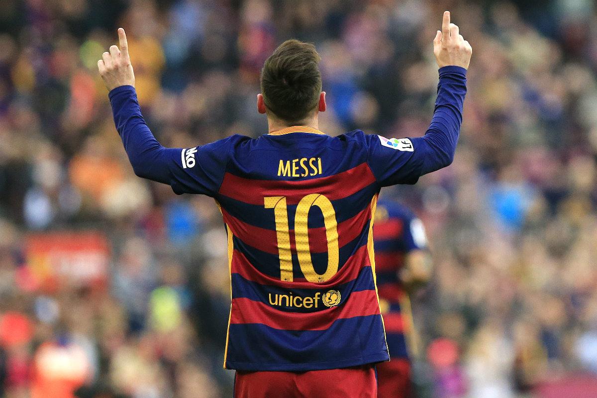 Messi quiere volver a ganar el Mundial de Clubes (AFP)