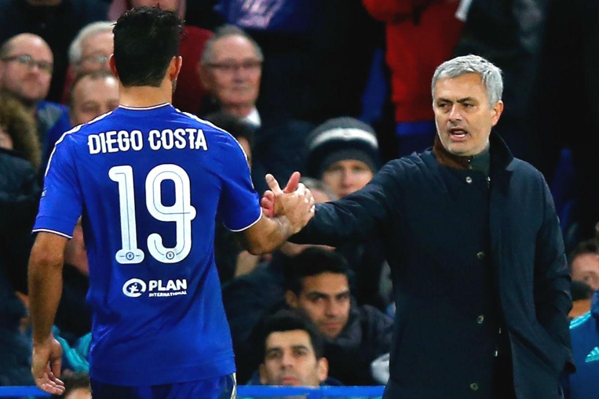Las estadísticas individuales de los jugadores han condenado a Mourinho (Getty)