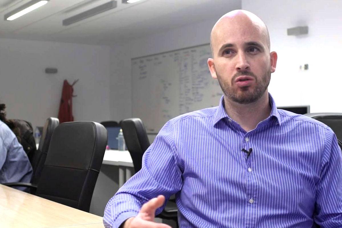 El secretario de Estado de Derechos Sociales y responsable de Economía de Podemos, Nacho Álvarez. (Foto: Instituto 25M)